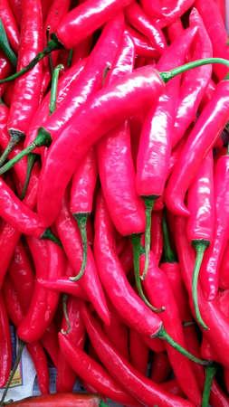 merah: Red Chili