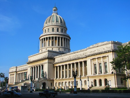 The Capitol of Havana, Cuba