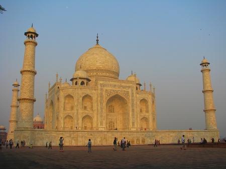 jehan: Taj Mahal palace, Agra, India