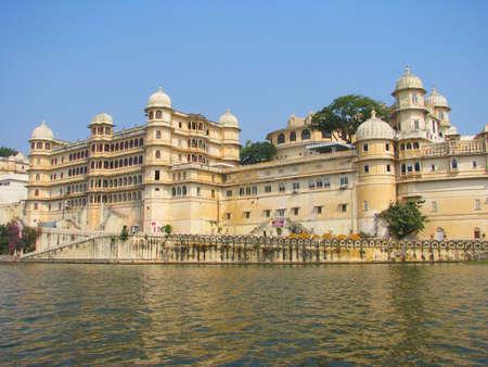 tremendous: City Palace by Lake Pichola, Udaipur, India