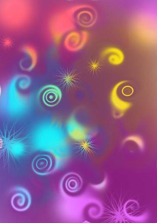 frizz: background with frizz Stock Photo