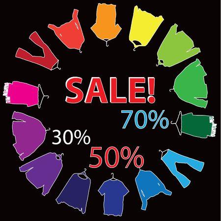 abatement: Sale Stock Photo