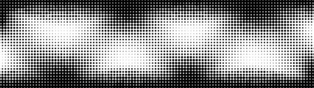 Abstract background of black dots. Vector illustration.