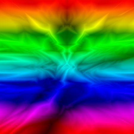 iridescent: Bright, a colourful iridescent abstract background Stock Photo
