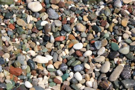 Sea stones photo