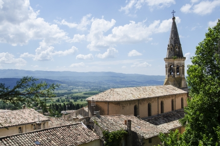 Cathedral of St. Saturnin les Apt, Provence, France