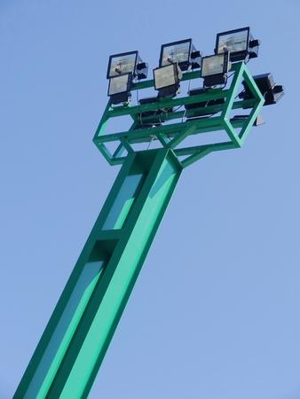 Sportlight Tower