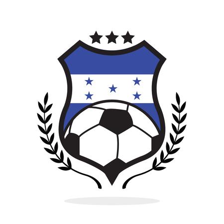 430 honduras football team stock vector illustration and royalty rh 123rf com honduras soccer league honduras soccer logo