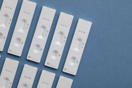 Covid-19 rapid antigen testing kits for coronavirus testing at home