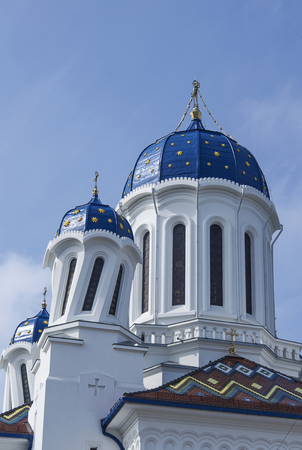 St. Nicolas church in Chernivtsi. Religion and places of worship.