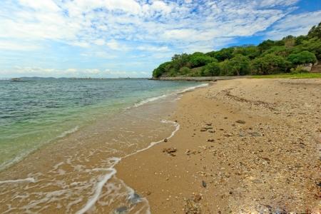 onbewoond: Mooie onbewoond eiland