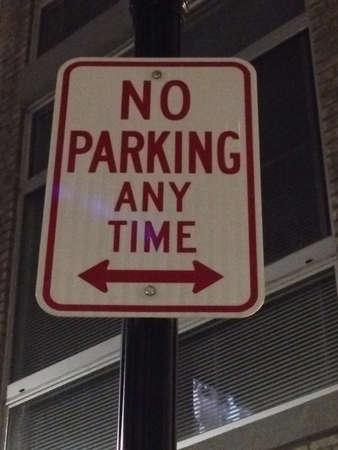 se�al parking: Signo de estacionamiento