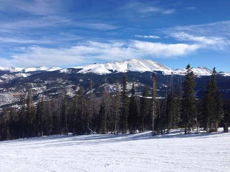 rockies: Colorado Rockies  Stock Photo