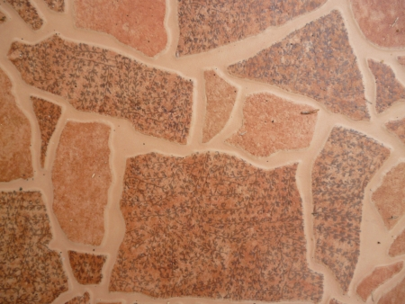 marble flooring: classico pavimento in marmo