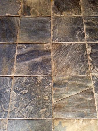 piso piedra: Un piso de piedra