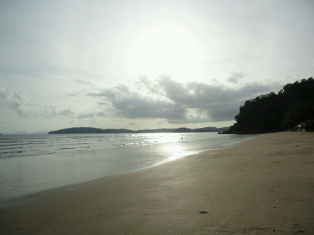 Krabi island vacation