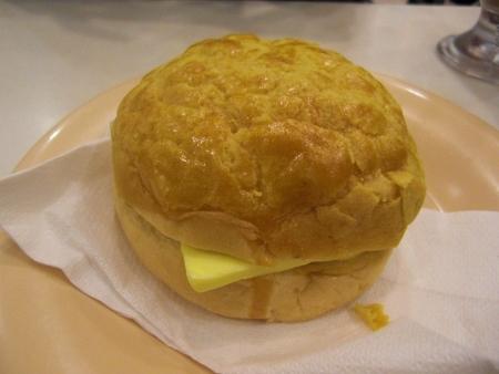 Hong Kong famous polo bun