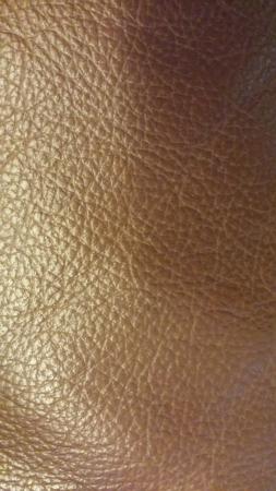 Close up of genuine leather texture Stock Photo