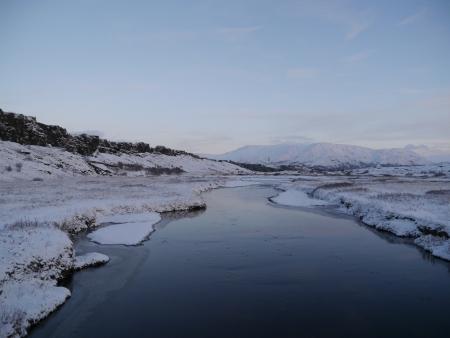 Iceland s National Park Stock Photo