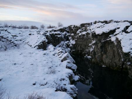 National Park at Iceland