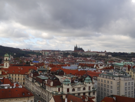 Prague Cityscape photo