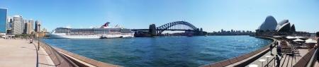 Sydney harbour Australia