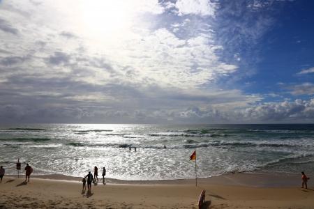 Gold Coast in Australia