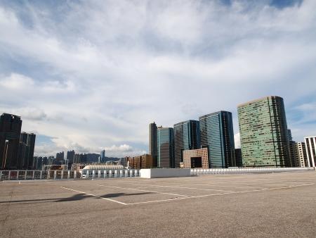 Ocean Terminal in Tsim Sha Tsui, Hong Kong Stock Photo