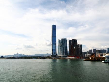 icc: ICC, Hong Kong Stock Photo