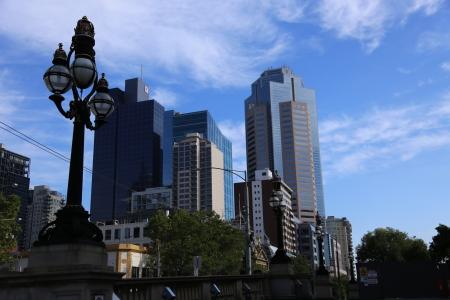 State Parliament House in Melbourne, Australia Editorial