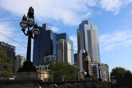 State Parliament House in Melbourne, Australia Stock Photo