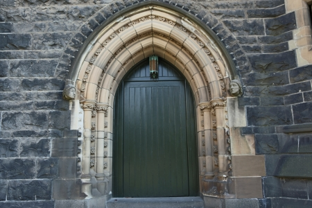 St Patrick s Cathedral in Melbourne, Australia Stock Photo