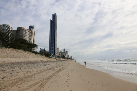 Gold Coast in Australia Editorial