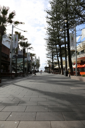 Street sense in Gold Coast, Australia