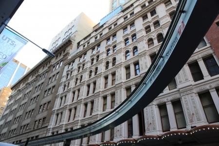 Queen Victoria Building in Sydney, Australia