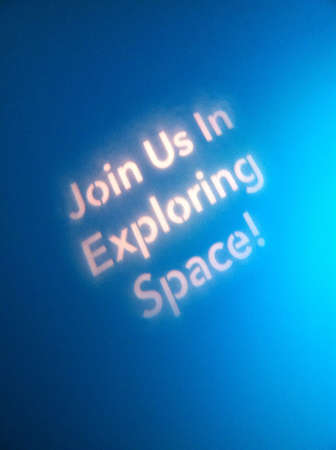 Join us exploring space