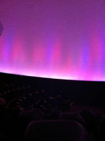 Gekleurde bolle theater