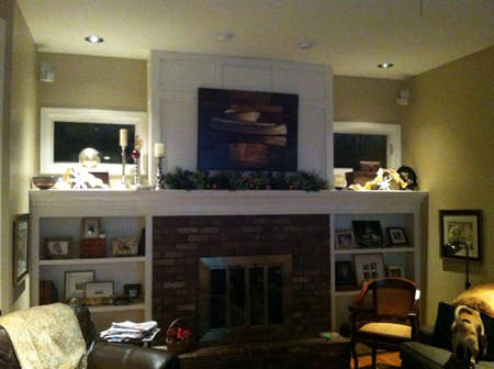 family  room: Family room