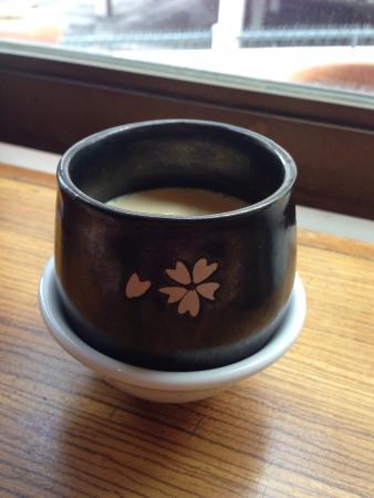 Cawanmushi in Japanese restaurant