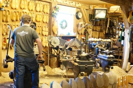 Wooden Shoe Factory   Knuffels  Editorial