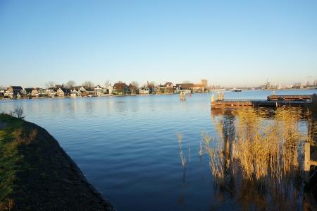 Zaanse Schans, Volendam;Europe - Lovely scenery