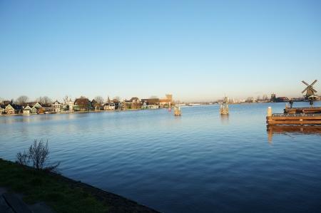 Zaanse Schans, Volendam;Europe