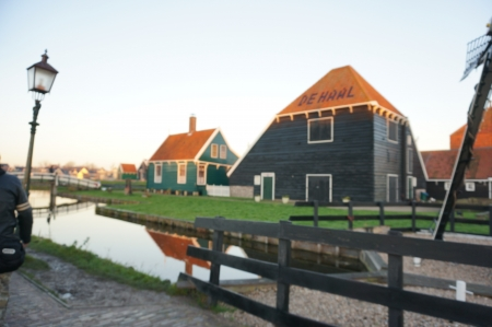 Zaanse Schans, Volendam;Europe - Dutch countryside - cheese factory