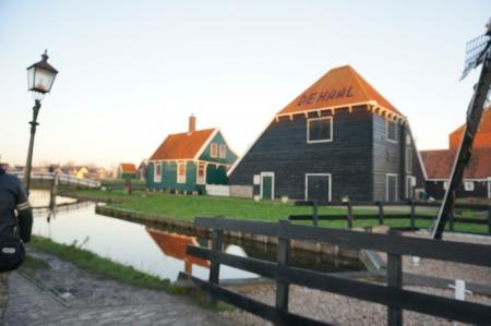 Zaanse Schans, Volendam;Europe - Dutch countryside - cheese factory
