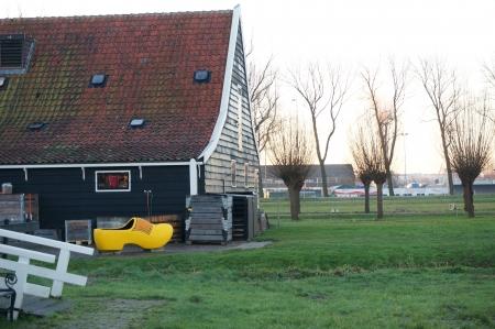 Zaanse Schans, Volendam;Europe -