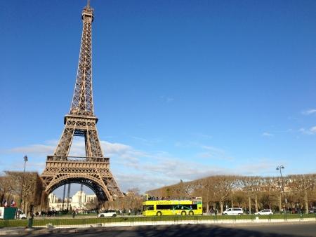 tallest: La Tour Eiffel; The Eiffel Tower - Tallest Structure in Paris