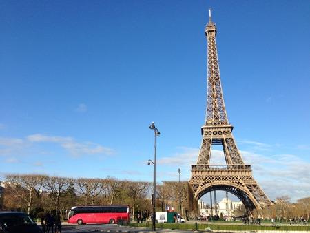 Eifel Tower - The Land of Romance Editorial
