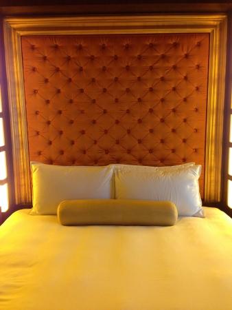 pillows: Bedroom in luxury hotel