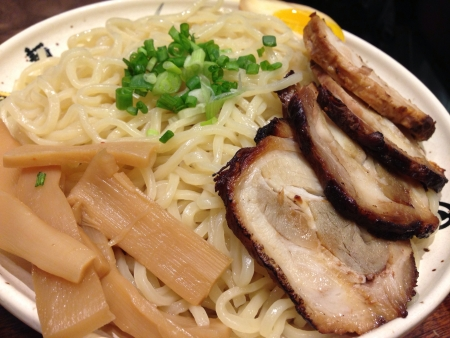 cha: Japanese ramen with cha shu