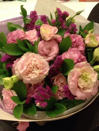 A banquet of beautiful flower